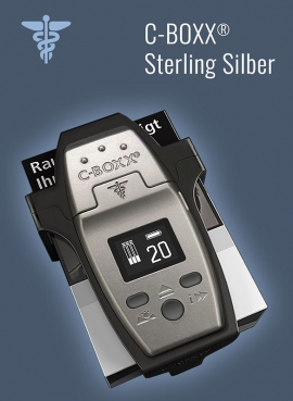 C-BOXX Sterling Silber