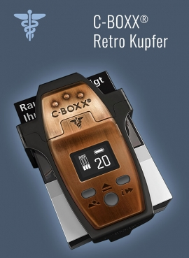 C-BOXX Kupfer Retro