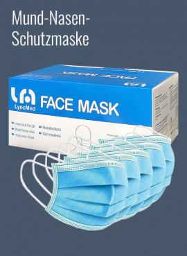 Mund-Nase-Maske Typ IIR